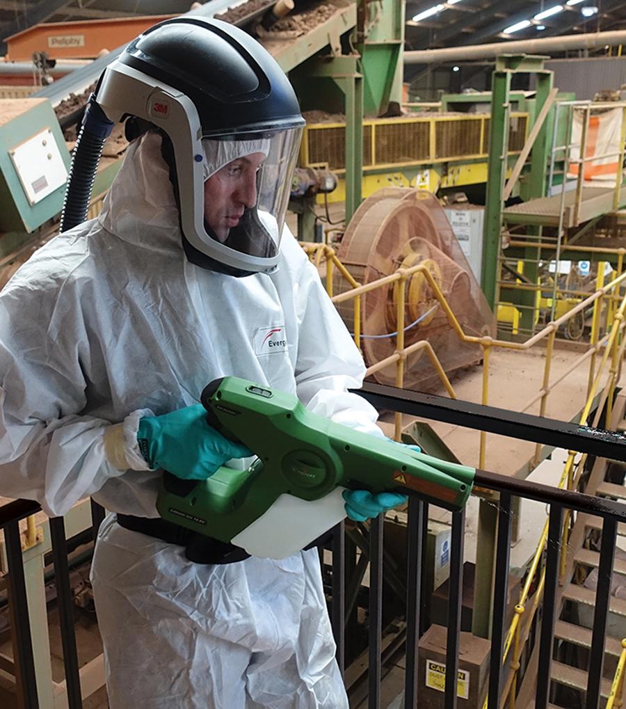 SafeGroup's COVID-19 (Coronavirus) decontamination service