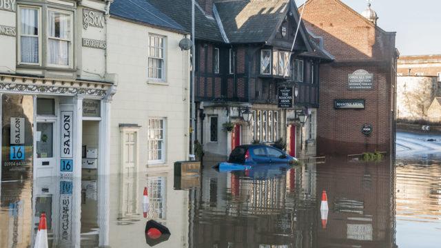 Flood Damage Clean Up and Restoration