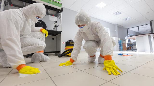 Traum and Bio-Hazard Cleaners