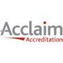 Acclaim - accreditation